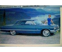 + automobilia c.a.a.* manuales tecnicos autos antiguos/clasicos