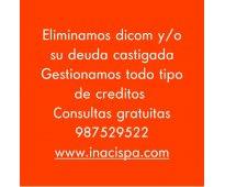 Servicios legales y crediticios