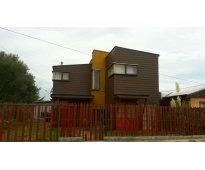 Casa en pitrufquen en madera nativa