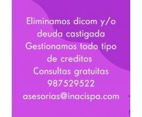 Asesoria legal y crediticia