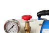 Bomba de presión eléctrica y manual