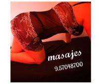Masajes  eroticos de piel a piel para ti varon