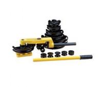 Doblador hidráulico de tubos o hidráulico de tubos manual