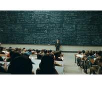 Clases particulares calculo algebra estadistica economía microeconomia econometr