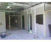 Construcción/remodelacion de oficinas y locales comerciales rancagua