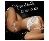 Ricos y sensuales masajes para ti varon