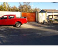 Terreno 1000 m2 vende dueño a 6 cuadras de plaza de putaendo