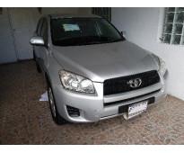 Oferta de donación de un vehículo (toyota rav4 2015)