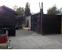 Vendo terreno 360 m2 con galpón ideal lubricentro