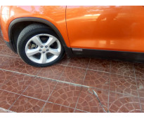 Vendo chevrolet tracker top de linea