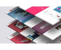 Diseño de paginas web y tiendas virtuales 2020 - región de los lagos