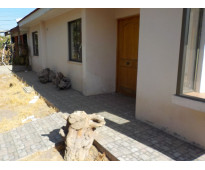 Arriendo excelente casa sólida en san felipe $ 350 mil mensuales
