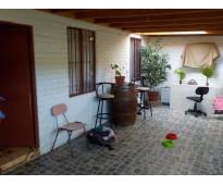 Dueño vende casa solida en parque alameda san felipe