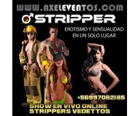 VEDETTOS STRIPPERS SANTIAGO TELEFONO (+569 97082185)