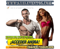 VEDETTOS STRIPPERS LA SERENA TELEFONO +569 97082185