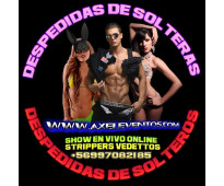 Vedettos strippers recoleta teléfono +56997082185