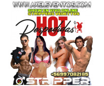Vedettos strippers renca teléfono +56997082185