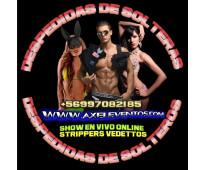 Vedettos strippers sierra gorda fono +56997082185